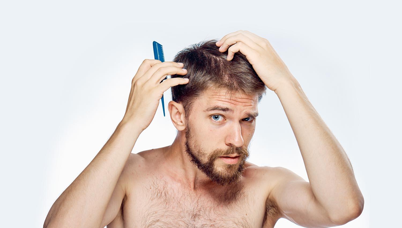 ¿Por qué se cae el pelo?